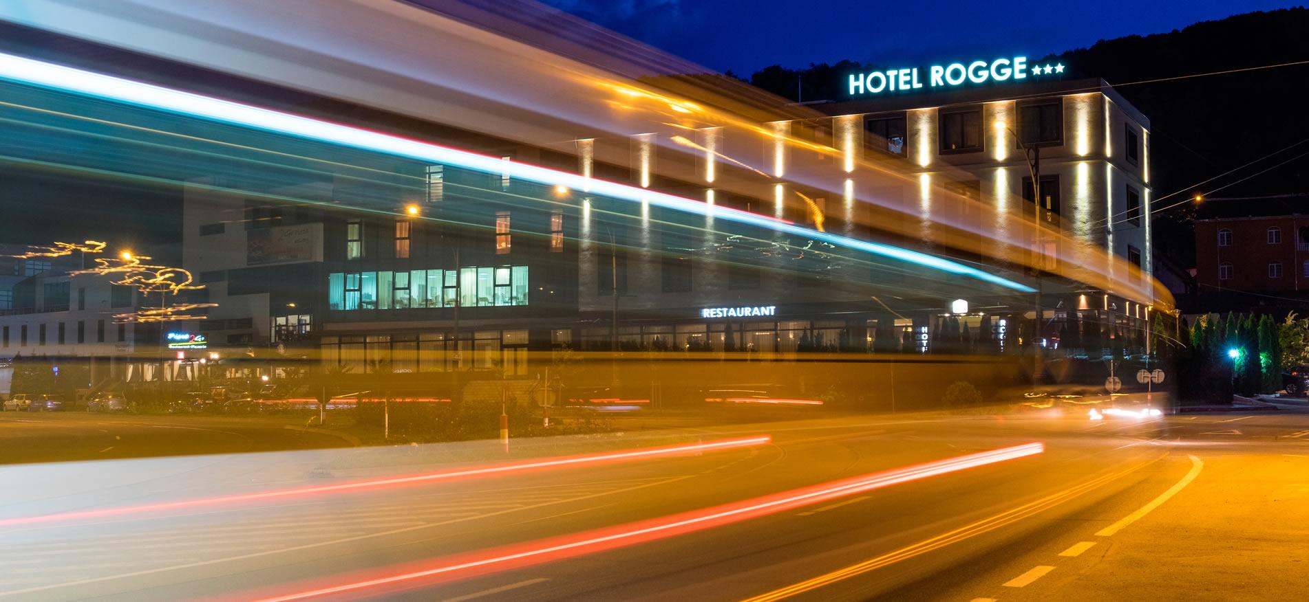 Hotel Rogge - Cazare Hotel Resita