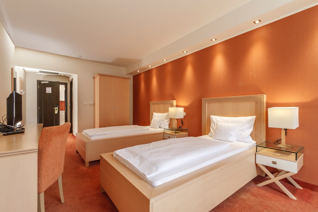 Camere Hotel Rogge***